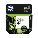 HP 62XL BLACK PRINTER INK - HIGH YIELD - 600 PAGE