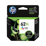 HP 62XL TRI COLOuR PRINTER INK - INKJET - HIGH YIELD - 415 PAGE