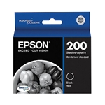 EPSON 200  DURABRITE ULTRA BLACK PRINTER INK