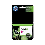 HP #564 XL MAGENTA PRINTER INK