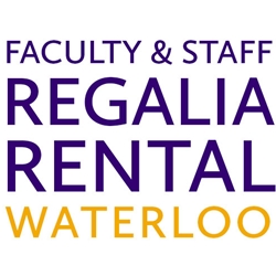 Faculty and Staff Regailia Rental