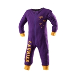 Purple & Gold Sleeper