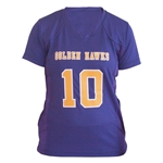 Personalized Ladies Screened Football Jersey