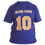 Personalized Adult Screened Football Jersey