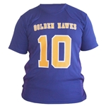 Personalized Adult Twill Football Jersey