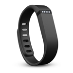 FITBIT ACTIVITY TRACKER - FLEX- ONE SIZE- BLACK
