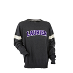 Charcoal Laurier Sweater