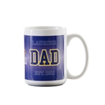Sublimated Dad Mug