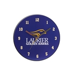 Laurier Bubble Clock