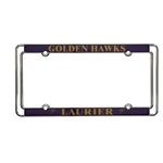 Roadster Metal License Frame