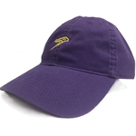 Purple Adjustable Hat
