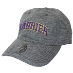 Grey Laurier Cool-Fit Hat