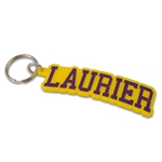 Laurier Tackle Twill Key Tag