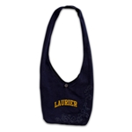 Navy Laurier Handbag