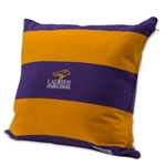 Golden Hawk Rugby Cushion