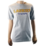 Faculty or Geography T-shirt