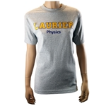 Faculty of Physics T-shirt