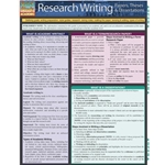 Research Writing: Papers, Theses and Dissertations