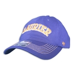 Purple Script Game Hat