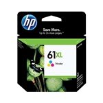 HP 61XL COLOUR PRINTER INK