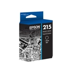 EPSON #215 T215 BLACK PRINTER INK