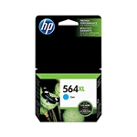 HP #564 XL CYAN PRINTER INK