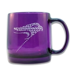 Purple Cathedral Nordic Mug