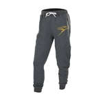 Grey Poly/cotton Hawk Pant