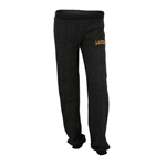 Ladies dbl.black ll embr Laurier Pant