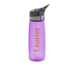 Frosted Laurier Sport Bottle