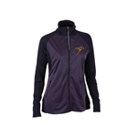 Ladies Purple Mica Jacket
