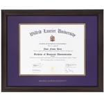 Brentwood Degree Frame
