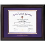 Verona Degree Frame