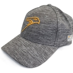Grey Heather Hawk Hat
