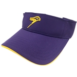 Purple Hawk Visor