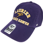 Owen Purple Clean-up Hat