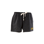 Ladies Midnight Fleece Short