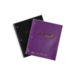 Crested 3-Subject Notebook