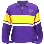 1/4 zip Mountie Rugby