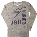 Final Sale Grey Chloe Crew