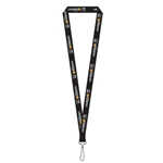 Laurier Sussex Lanyard 3/4""