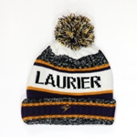 Laurier/GH Striped toque