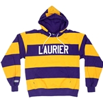 Purp/gld Casual String Rugby