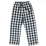 Black Check PJ Pant