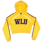 Gold WLU Cropped Hood