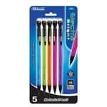 5pk 0.7mm Mechanical Pencils-Brights