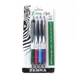 Z-grip Flight Fashion 4pk