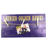 Laurier Photo Board Sign