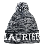 Salt and Pepper Laurier Toque