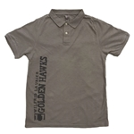 Final Sale Cement Slub Polo